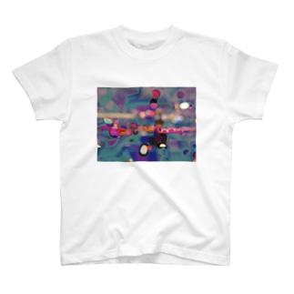 伝える T-shirts
