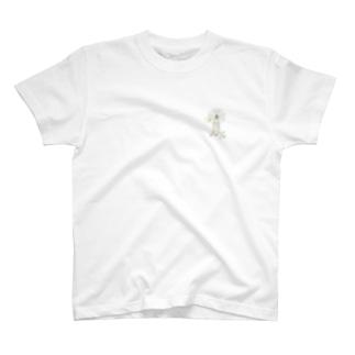 wp①【聖母と百合】 T-shirts