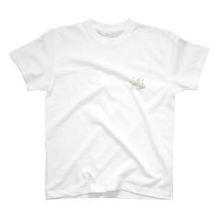 wp②【聖母と百合】 T-shirts