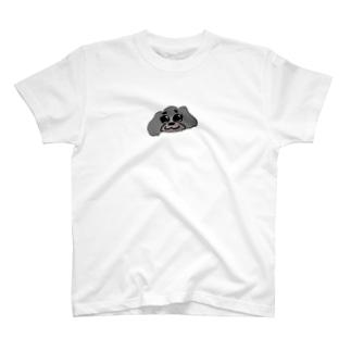 あんずちゃん(顔) T-shirts