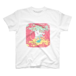 9.23 水中霊 T-shirts