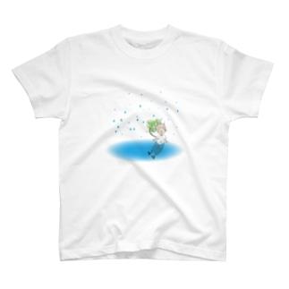 ふわふわBOY T-shirts
