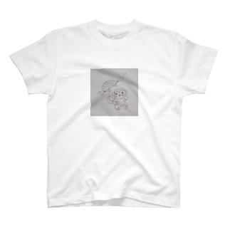 かめさるくん T-shirts