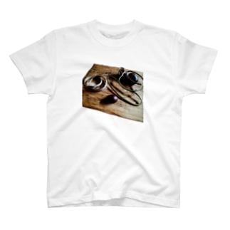 珈琲の輪 T-shirts