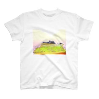 光った木1 T-shirts