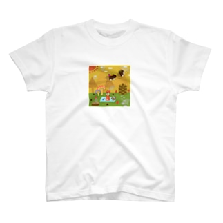 秋セカイ T-shirts