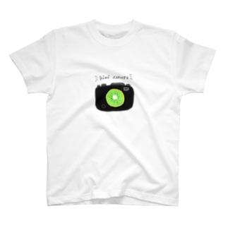 キウイカメラ T-shirts