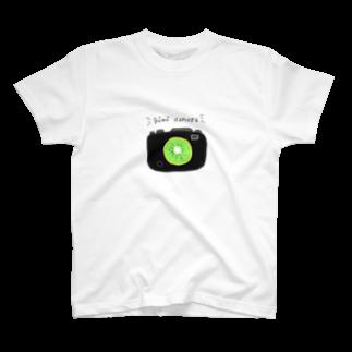 キカガクポップのキウイカメラ T-shirts