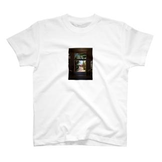 待てない、夏 T-shirts
