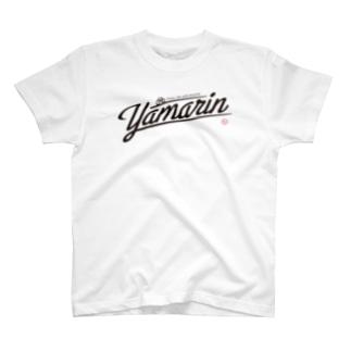 YAMARIN LOGO2 T-shirts