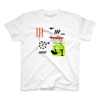 図形4 T-shirts