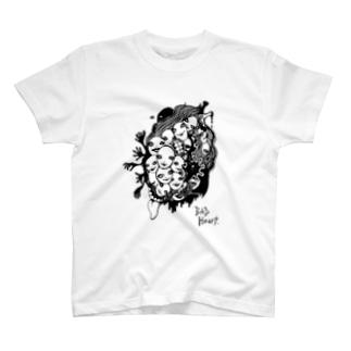 病んでる心臓 T-shirts
