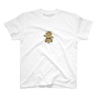オリジナルニャンコ(majio店長Ver) T-shirts