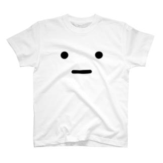 まるいの(ドアップ) T-shirts