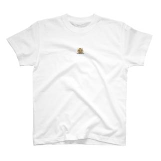 オリジナルニャンコ(majio店長顔だけVer) T-shirts