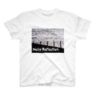Noisy Reflection T-shirts