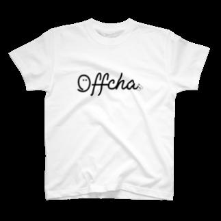 ラグナロク株式会社 Official ShopのOffchaロゴTシャツ T-shirts