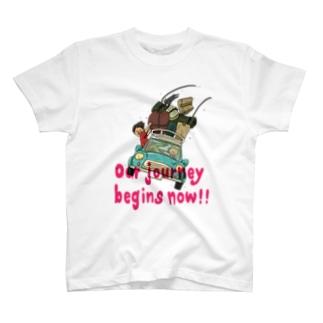 旅 T-shirts