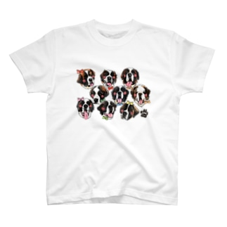 チーム・セントバーナード T-shirts
