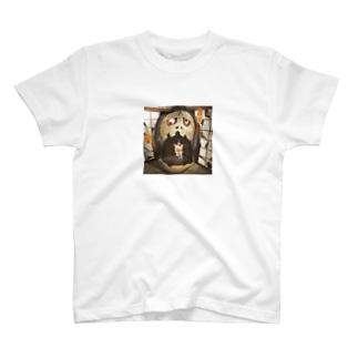 ぎゃーあああ(ゆか) T-shirts