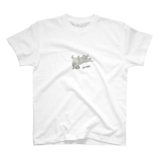 クレヨン柴犬 T-shirts