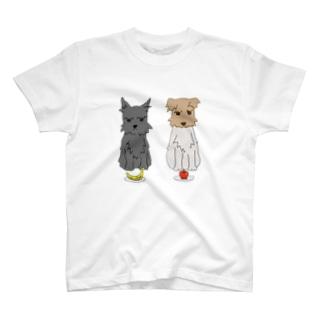 しゃろふいフルーツ T-shirts