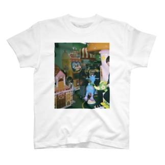 ゲーセン T-shirts