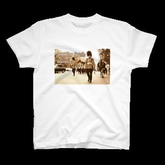 FUCHSGOLDのイギリス:近衛歩兵連隊 England: Grenadier Guards T-shirts