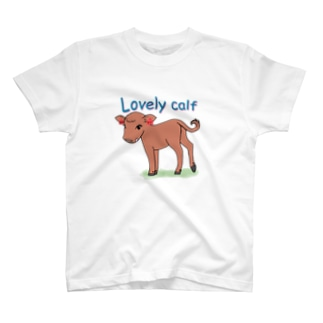 Lovely Calf T-shirts