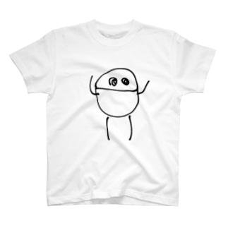 なんとも言えない T-shirts