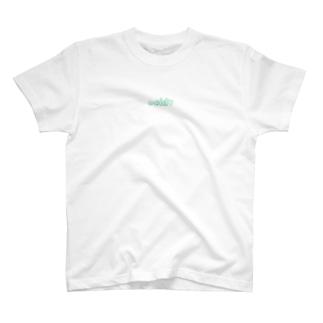 void♡ -kabi GREEN- T-shirts