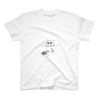 massponの猫に小判。 T-shirts