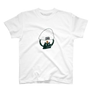 ヨイショッ T-shirts