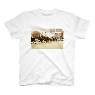 イギリス:王室騎兵(近衛騎兵) England: Horse Guards T-shirts