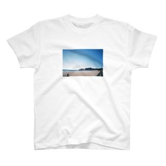 tayumosaの海 T-shirts