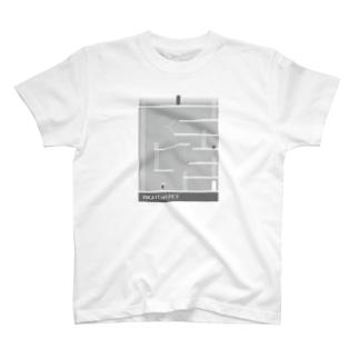 右か左か T-shirts