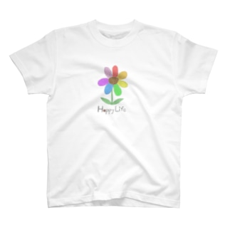 happy life T-shirts