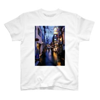 東京のこういう所が好き T-shirts