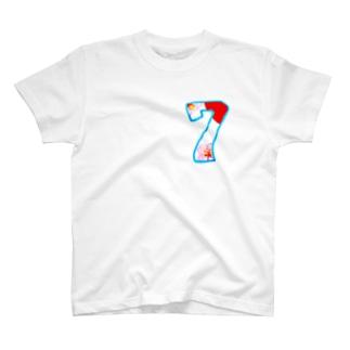 SAKURA NUMBER T-shirts