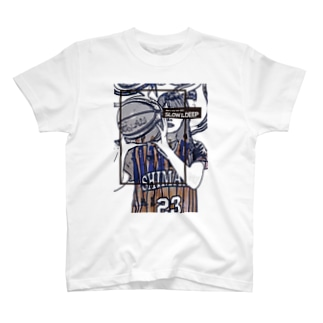 SHIMANE Basketball CLUB T-shirts
