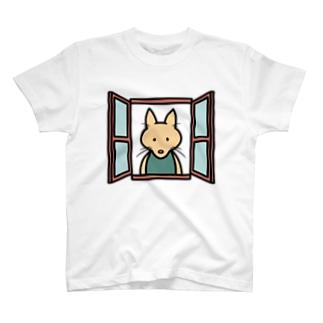 森のキツネ T-shirts