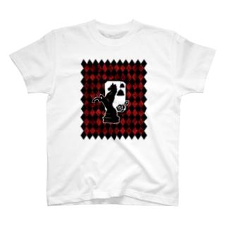 駆けるナイト T-shirts