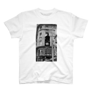 カップル信号 in オーストリア ウィーン T-shirts