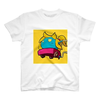 生首ークル T-shirts