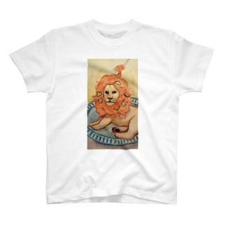 ナポリタンらいおん T-Shirt