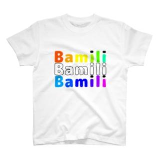 Bamili 〈ver.2〉 T-shirts