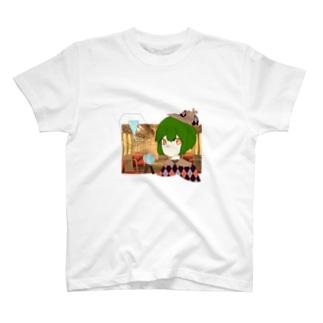 たんていちゃん T-shirts
