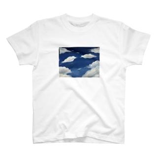絵の具空 T-shirts