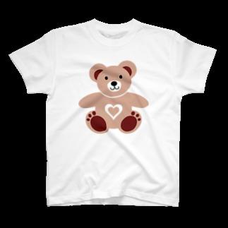 JOKERS FACTORYのKUMA T-shirts