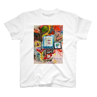Chaos_Graffiti T-shirts